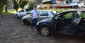 São Carlos: Município recebe seis veículos