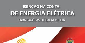 Planalto Alegre: Famílias da Tarifa Social tem desconto na energia
