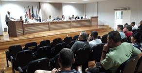Eleita nova mesa diretora do Poder Legislativo de Caxambu do Sul