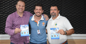 Secretário e Naturopata alertam para palestra do Novembro Azul em São Carlos. Ouça.