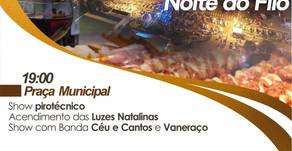 Planalto Alegre inicia programação de aniversário com tradicional Filó nesta sexta-feira