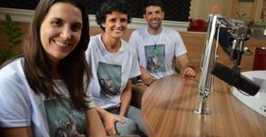 Integrantes do Grupo Teatrando Por Ai participam do Jornal do Meio Dia. Ouça.