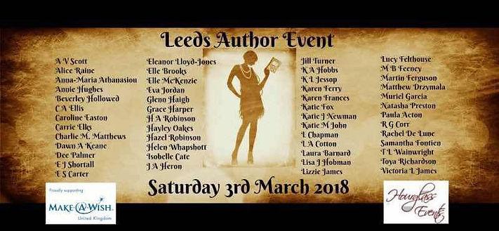 leeds author event
