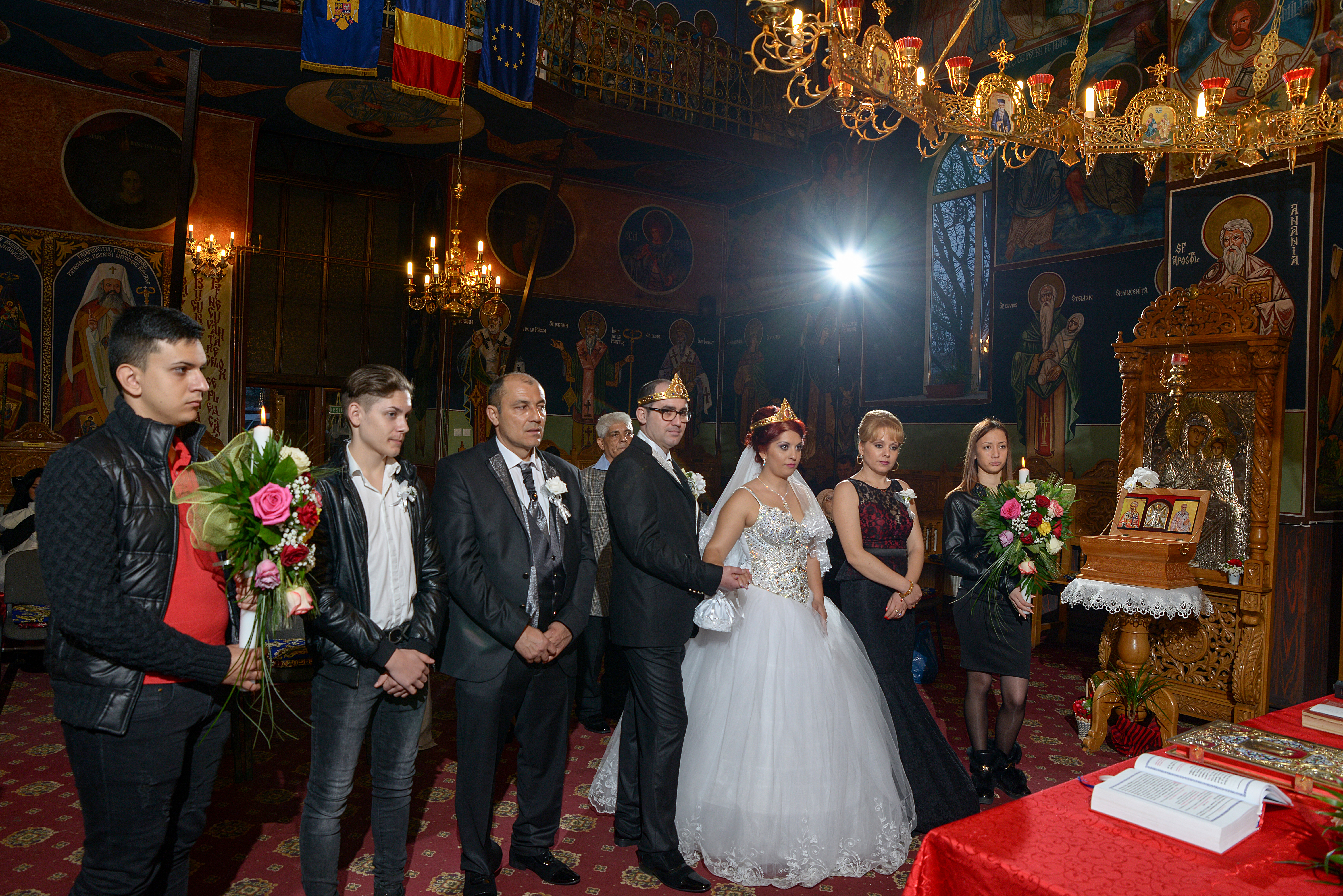 Nuntă Adriana și Georgio