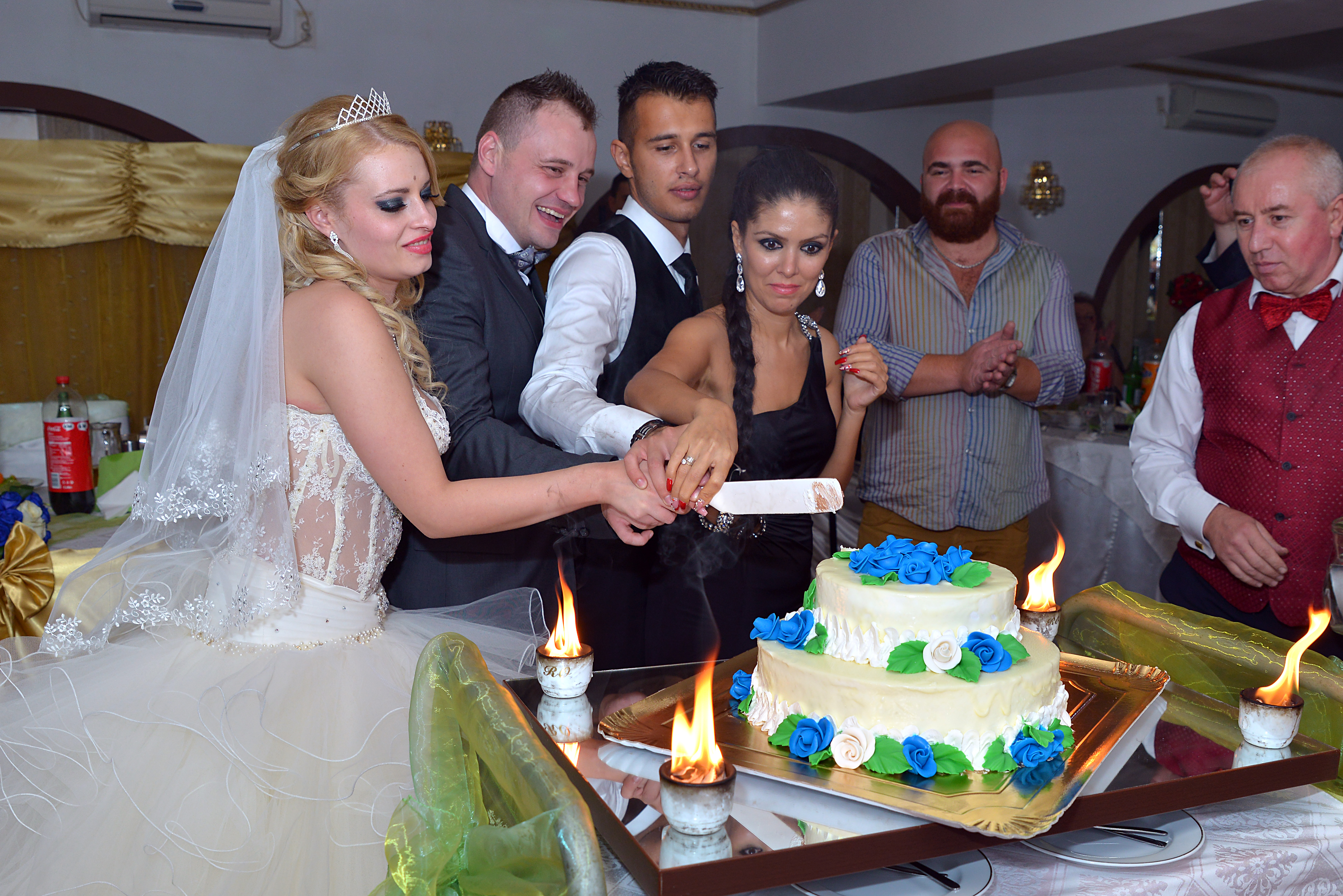 Nuntă Cristina și Laurențiu