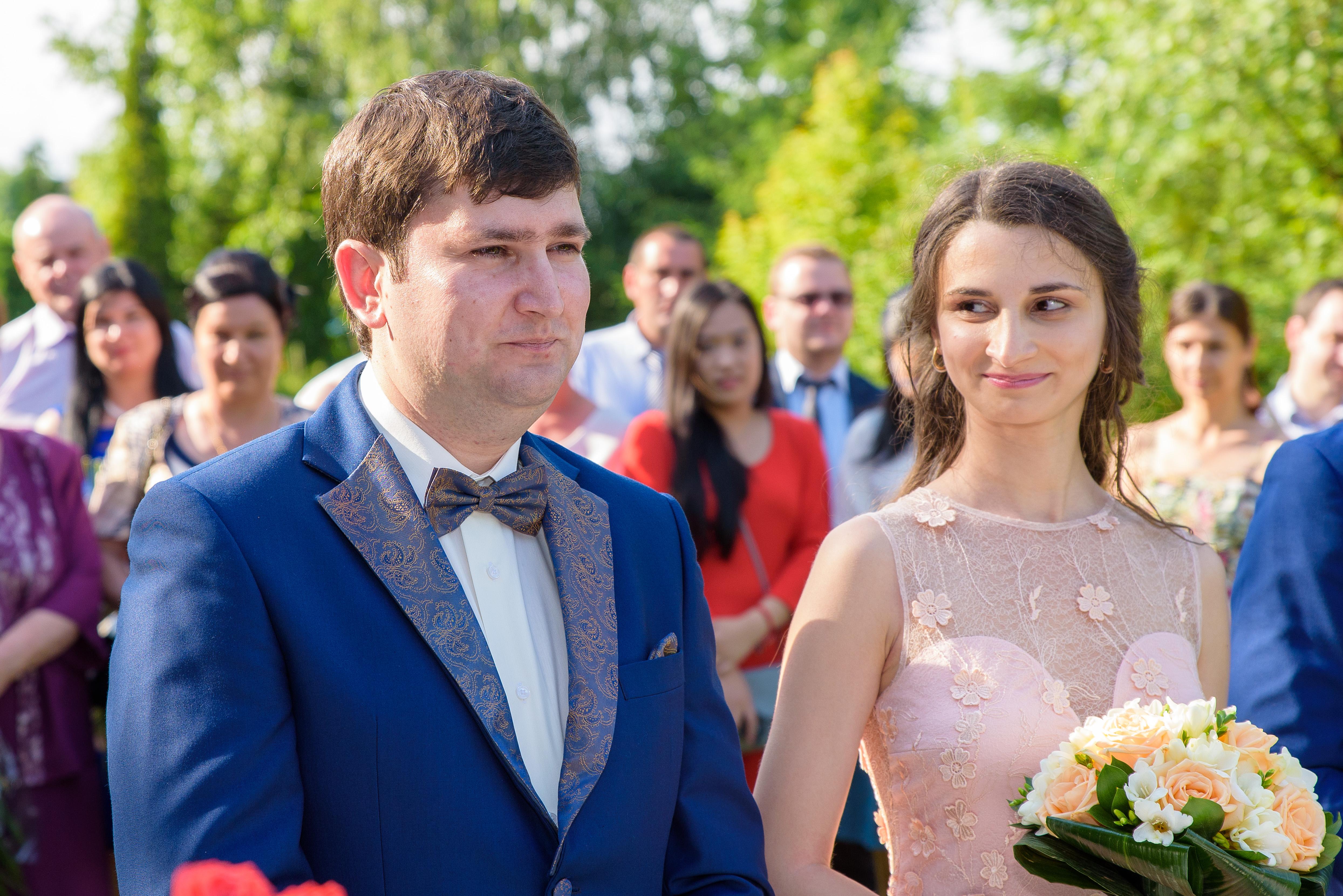 Cununie Alexandra și Săndel