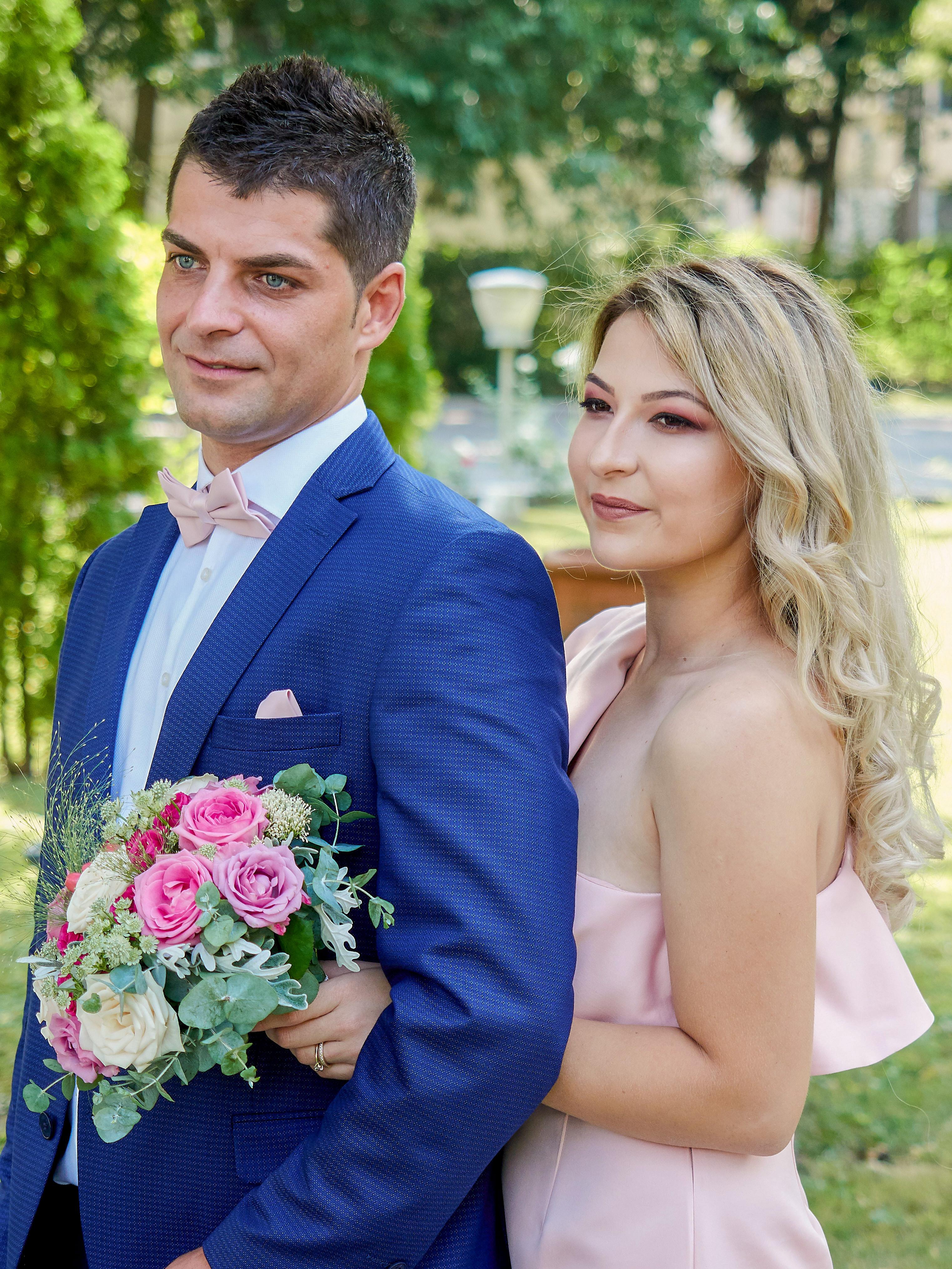 Cununie civila George si Andreea