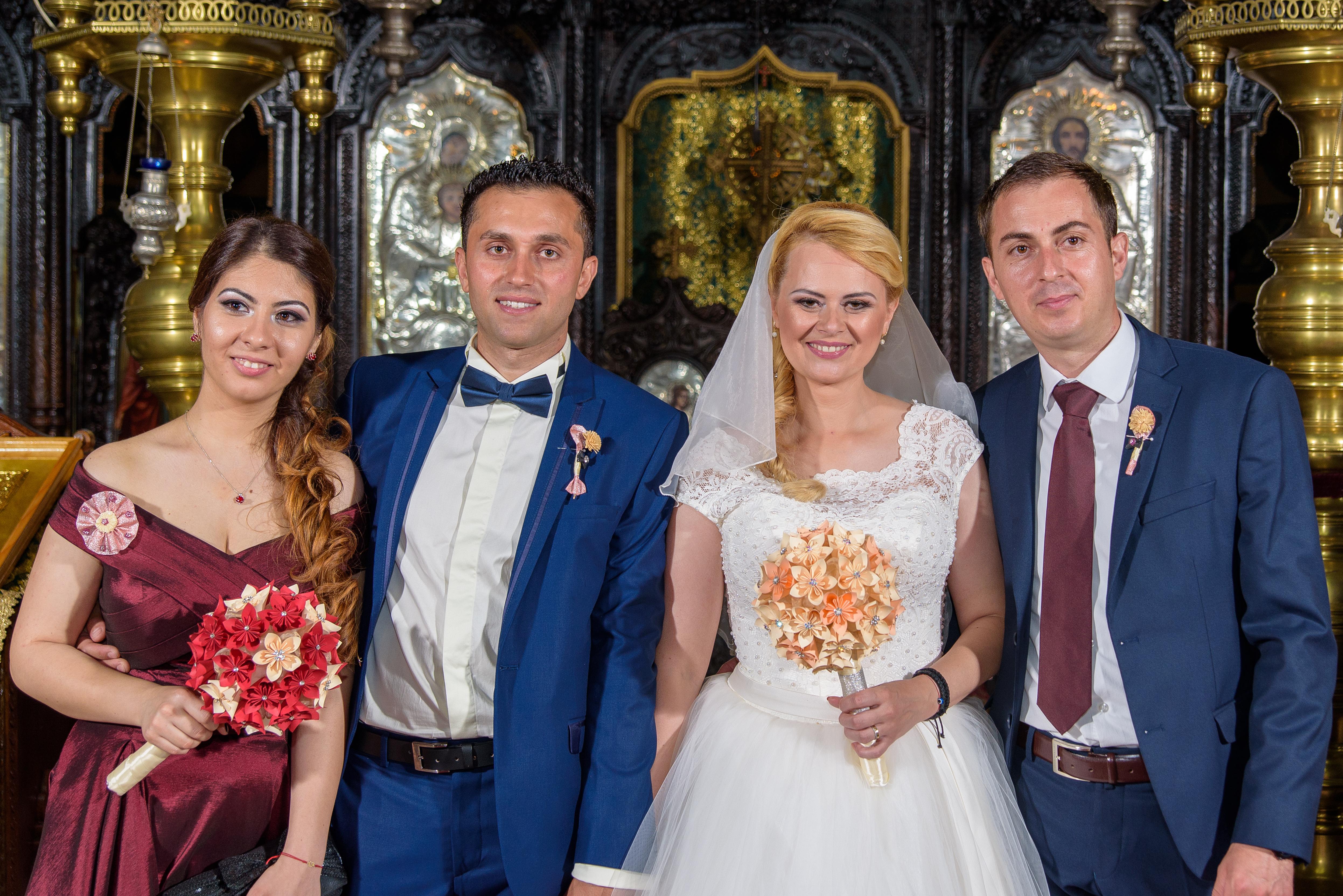 Nunta Alina si Nicusor
