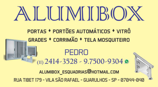 Alumibox