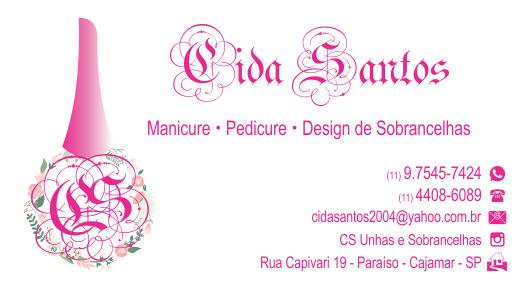 Cida Santos - Manicure