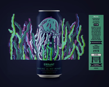 Errant Brewery - Beer Can