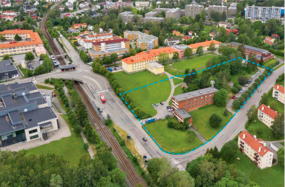 Nytt prosjekt på Huseby for Macama, Scandinavian Development og Constructive Development!