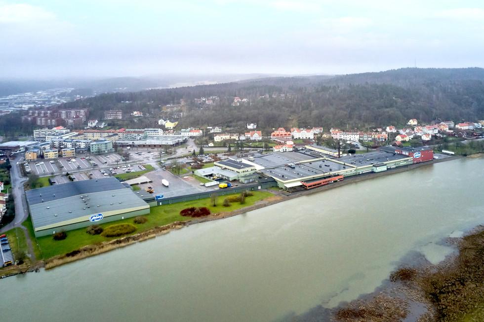 Betydelig utviklingsprosjekt for Macama, SD og CD i Küngalvs kommune, nord for Göteborg