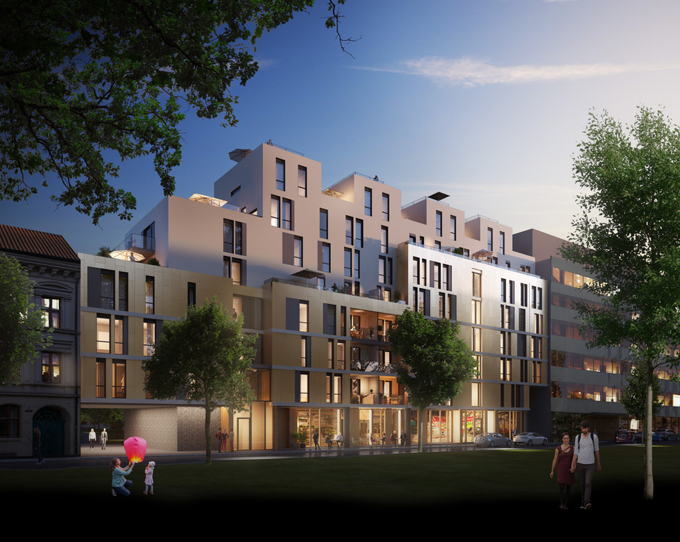 Scandinavian Development solgte leiligheter for totalt 550 MNOK i 2020.