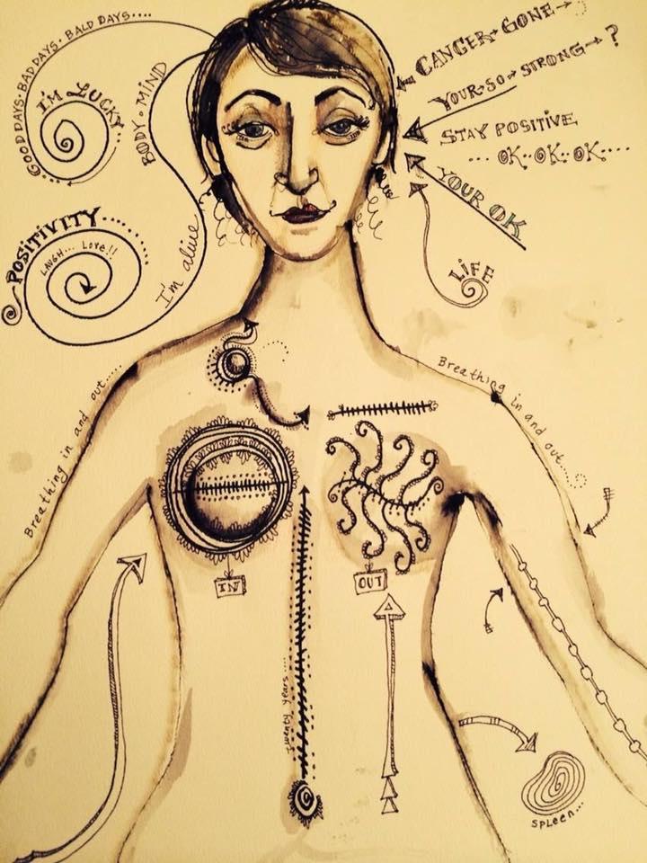 Marianne DuQuette Cuozzo Artist