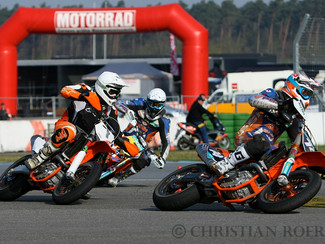 Supermoto Training Hockenheim