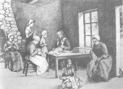 1534 à 1860 : Femmes colonisatrices