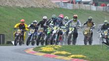 1. Laufsieg in Villars!