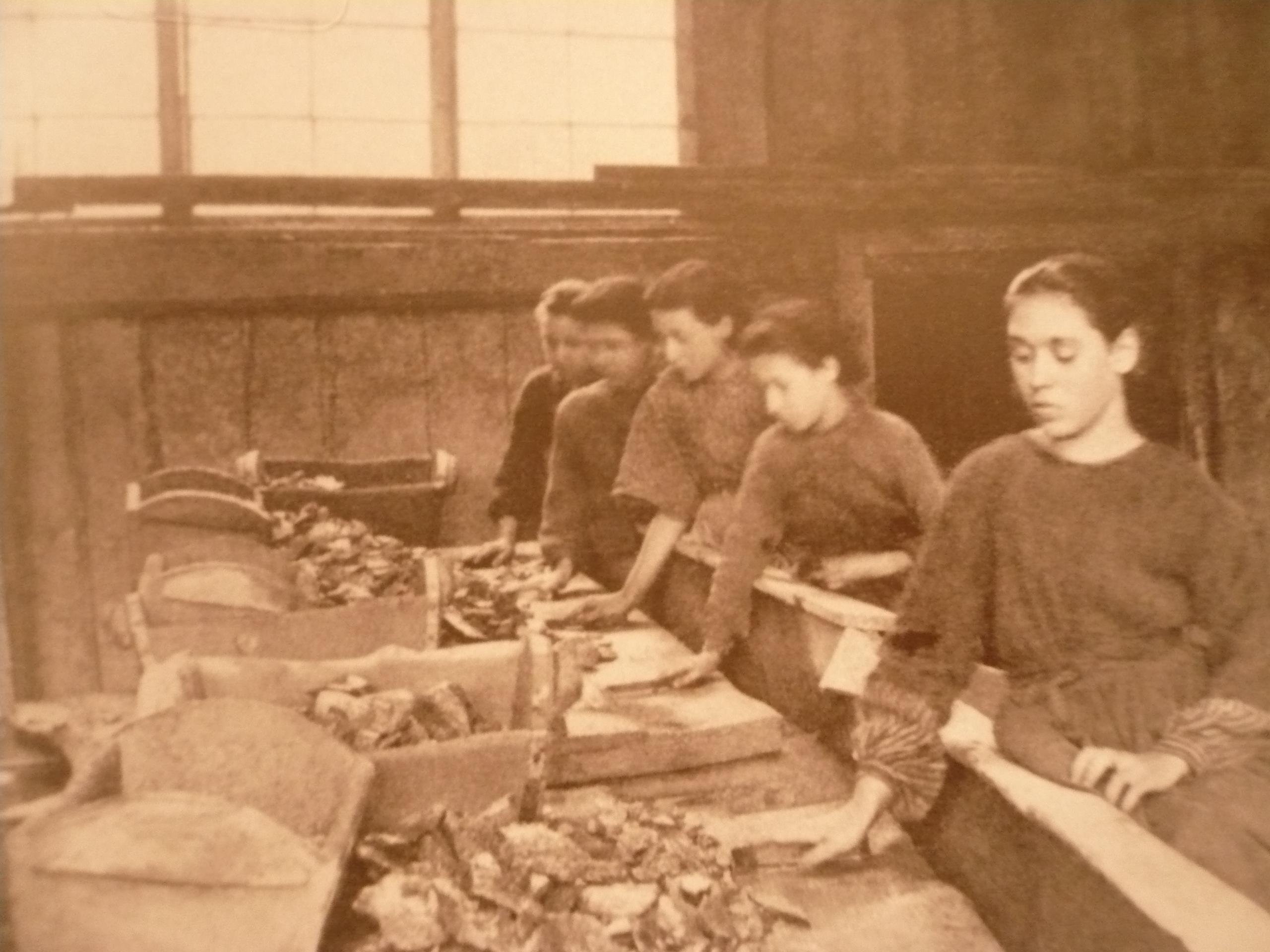 1867 à 1929 : Femmes de ville