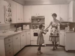 1945 à 1960 : Femmes ménagères