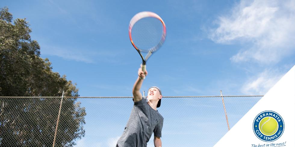SCA Under Armour Tennis Camp - Parramatta