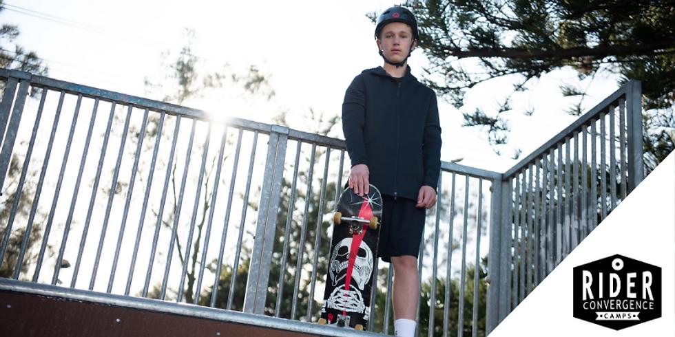 SCA Under Armour Skate Camp - Mona Vale