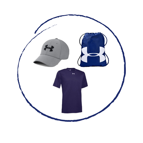 SCA Under Armour Pack