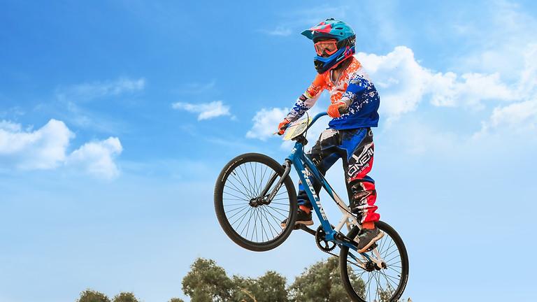 SCA Under Armour BMX Camp - Sydney Olympic Park