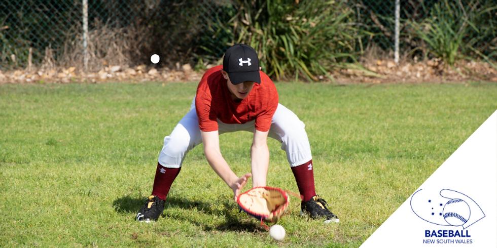 SCA Under Armour Baseball Camp - Taren Point