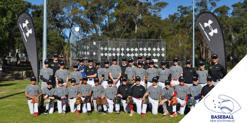 SCA Under Armour Advanced Baseball Camp - Castle Hill