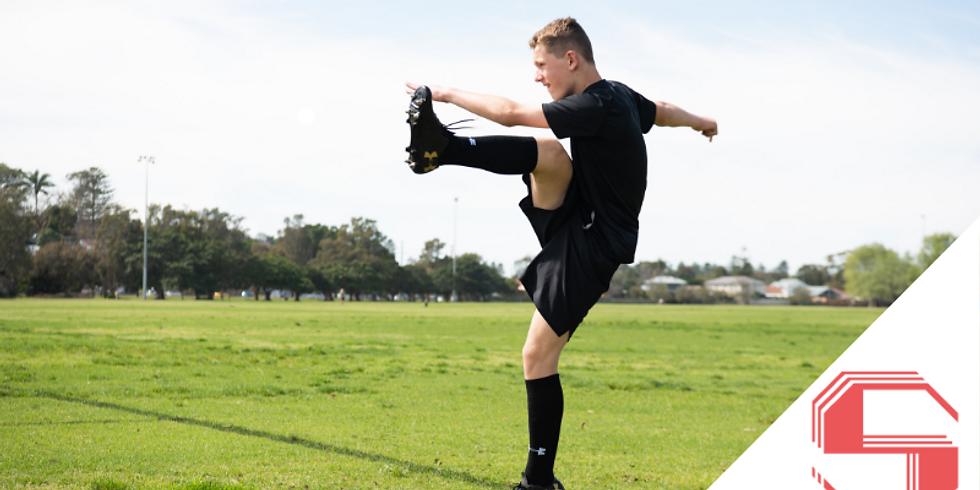 SCA Under Armour Soccer Camp - Parramatta