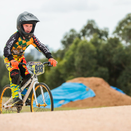 3 Tips To Help Your BMX Rider On The Track!