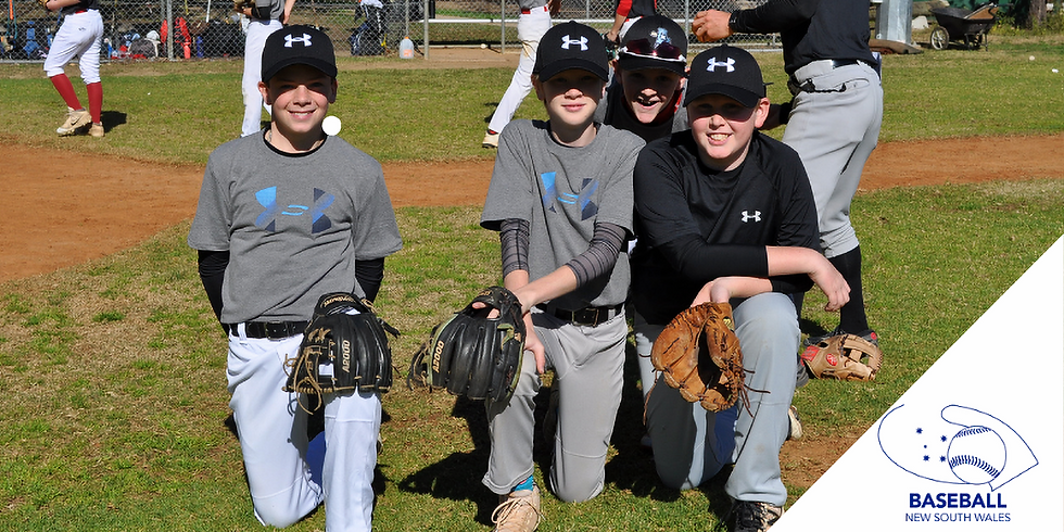 SCA Under Armour T-ball Camp - Warriewood