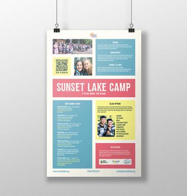 Sunset Lake Camp