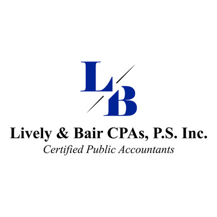 Logo for Lively & Blair accountants based in Lakewood Washington