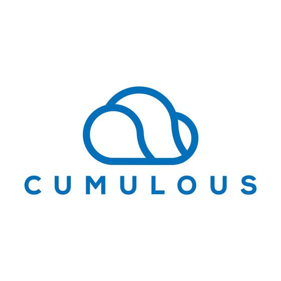 Logo for a fictional cloud computing company