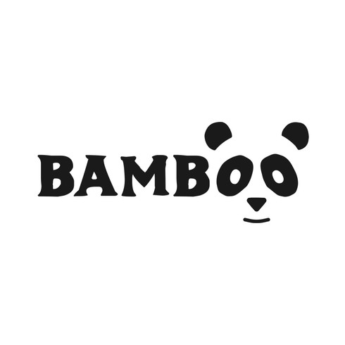 Logo for a fictional panda conservation group