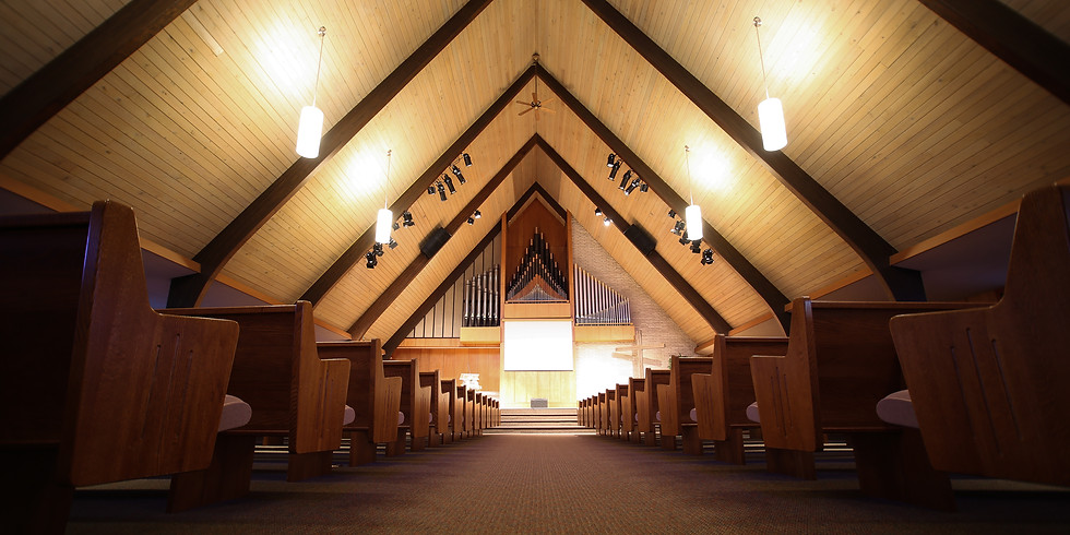 In-Person Worship (Early Service)