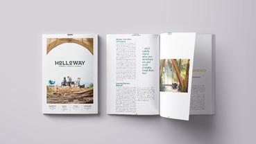 Holloway Magazine Concept