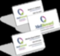 MedSteward - business cards