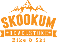 New Skookum logo (skook orange) - Fall 1