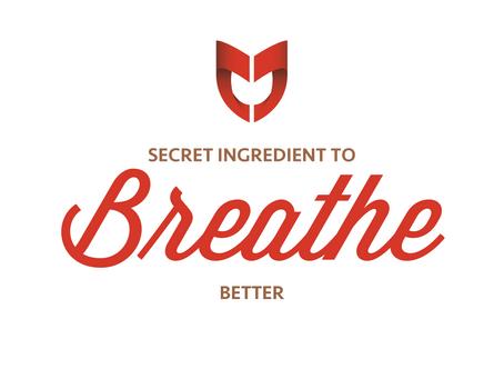 Secret Ingredient to breathe better