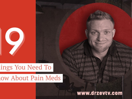 Truth About Pain-Relievers