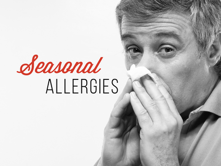 Chiropractic provides an evidenced based solution to Seasonal Allergies.