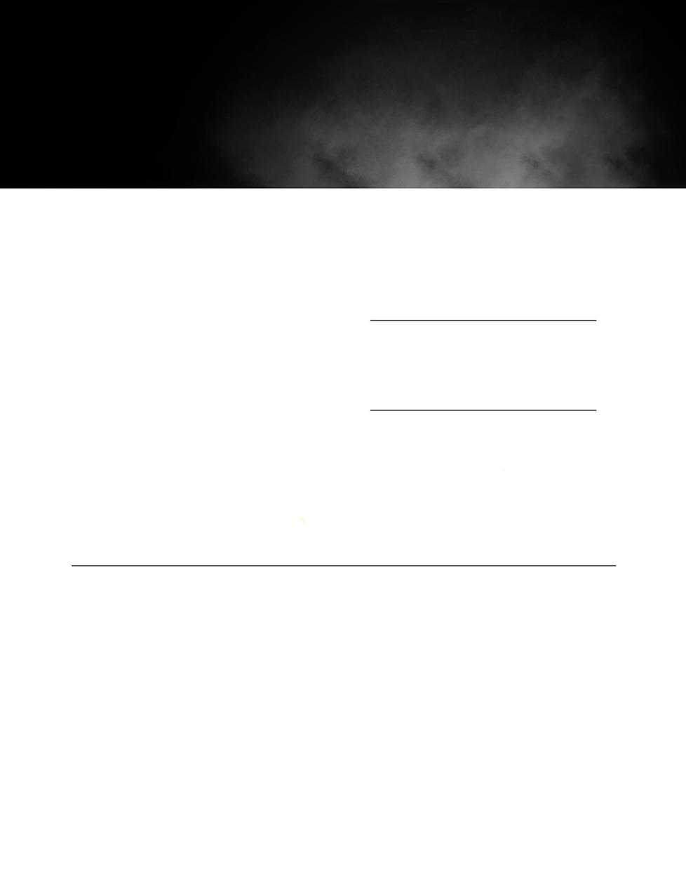 Produktsida sortiment mått artwork mörkt rök frost dimma linjer
