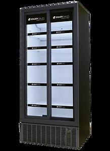 dubbelkyl kyla dricka enjoy sales loggor dekor labels shelves dricker skjutdörrar easyfill