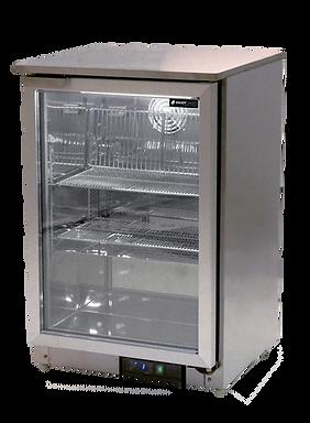 enjoy sales frysskåp frysen kyler glas varor dryck dekrering rostfritt stål temperatur minus låg förbrukning underhållning låg hållbart handtag glasdörr uppvärmd