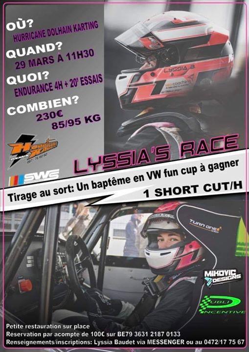 4H Lyssia's Race