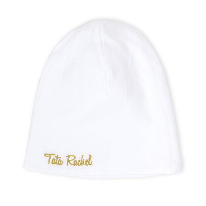 Hugo Gold - Baby Hat (0-3 months) - Tata Rachel