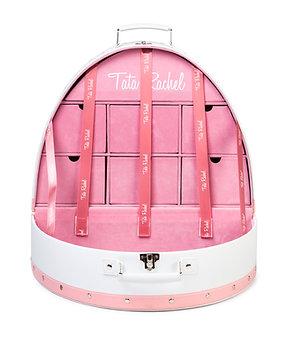Sasha Pink - Vanity Case - Tata Rachel